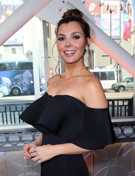 HOLLYWOOD, CA - FEBRUARY 24:  Actress/host Ali Landry poses at Hollywood Today Live at W Hollywood on February 24, 2017 in Hollywood, California.  (Photo by David Livingston/Getty Images)